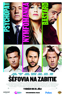 Šéfovia na zabitie (Horrible Bosses, 2011)