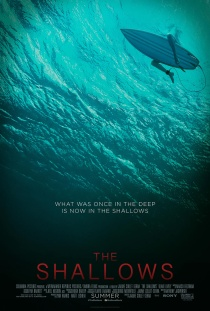 Smrtiaci príliv (The Shallows, 2016)