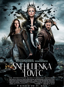 Snehulienka a lovec (Snow White and the Huntsman, 2012)