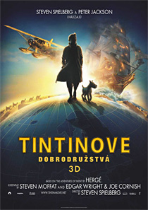 Tintinove dobrodružstvá (The Adventures of Tintin: The Secret of the Unicorn, 2011)