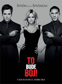 To bude boj (This Means War, 2012)