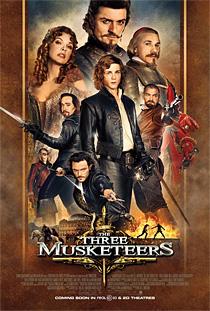 Traja mušketieri 3D (The Three Musketeers, 2011)