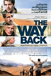 Útek zo Sibíri (The Way Back, 2010)