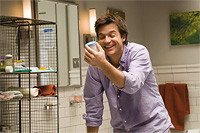Jason Bateman ako Wally v komédii Zámena (The Switch, 2010)