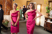 Jamie Lee Curtis a Sigourney Weaver v komédii Zasa ona! (You Again, 2010)